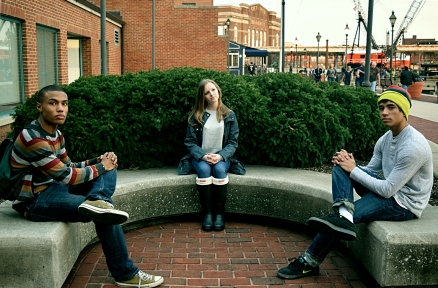 Josh, Katie, and Pat; Baltimore, Maryland, USA