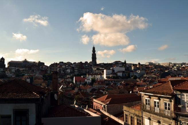 View; Porto, Portugal